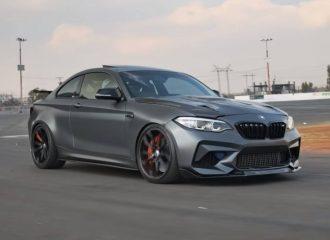 «Νταλίκα» 3τούρμπινη BMW M2 ντίζελ 1.070 Nm! (+video)