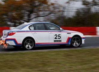 Γνωρίζετε τη μοναδική BMW M5 CSL;