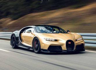 Δοκιμές στα 440 χλμ./ώρα για τη Bugatti Chiron SS