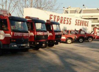 «Έφυγε» ο ιδρυτής της Express Service, Γιάννης Ραπτόπουλος