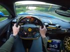 Ferrari 812 SF με 343 χλμ./ώρα στην autobahn (+video)