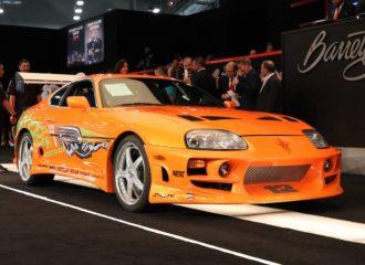 Μισό εκατ. για τη Supra του The Fast and the Furious!