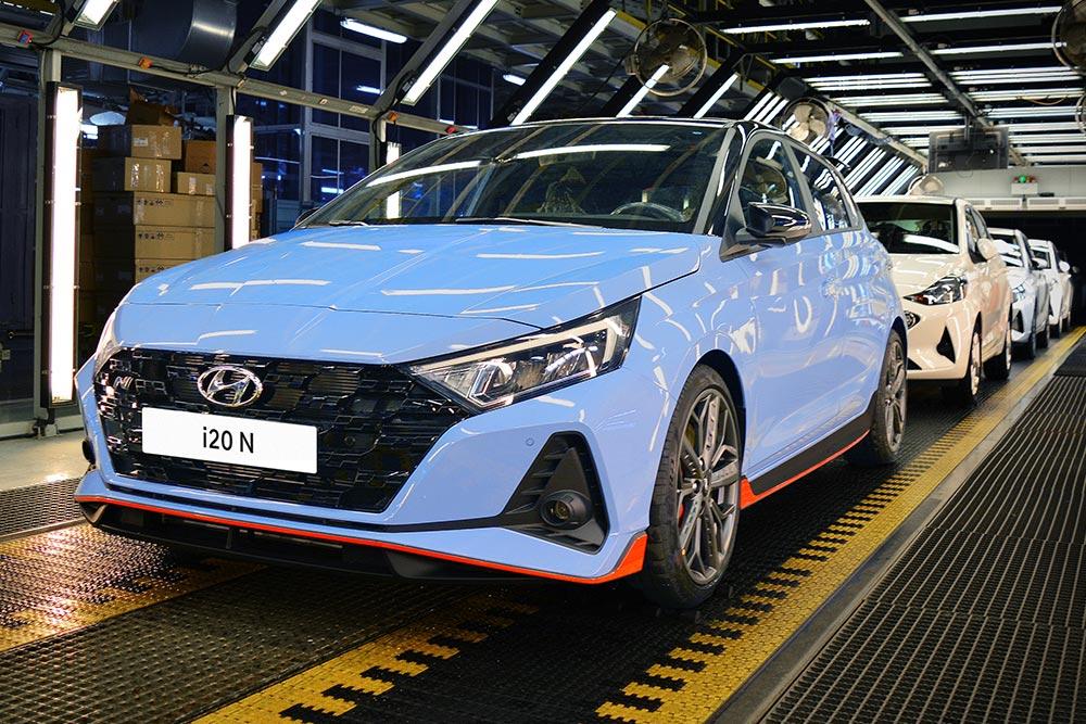 Έρχεται φορτσάτο το νέο Hyundai i20 N!