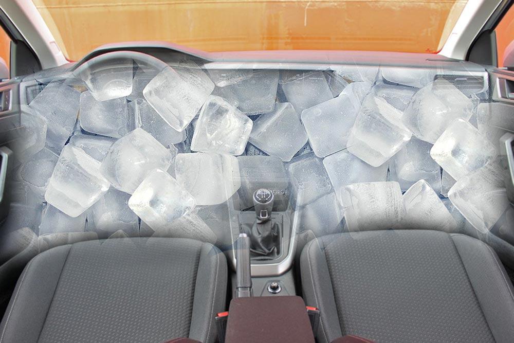 Πως γίνεται η καμπίνα του αυτοκινήτου μπούζι;