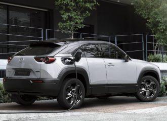 Ηλεκτρικό ντεμαράζ από τη Mazda μέχρι το 2025