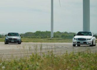 Την παλιά ή την καινούργια Mercedes-AMG E63; (+video)