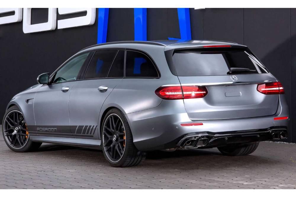 Υπερταχεία Mercedes-AMG E63 S Estate 940 ίππων