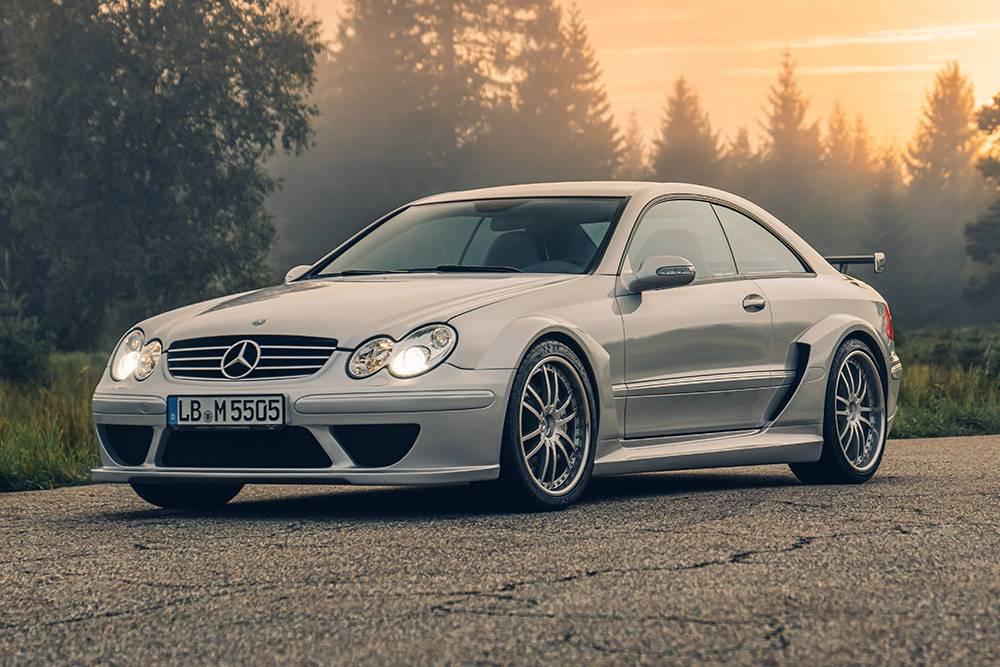 Ακαταμάχητη Mercedes CLK DTM AMG ψάχνει οδηγό