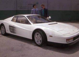Τι απέγινε η Ferrari Testarossa από το Miami Vice;