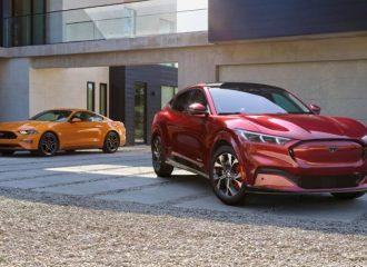 Η ηλεκτρική Mustang ξεπέρασε σε παραγωγή την κανονική