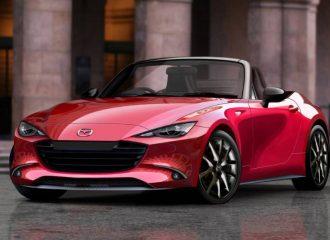 Τουλάχιστον υβριδικό το επόμενο Mazda MX-5