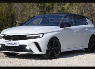Έτσι θα είναι το ολοκαίνουργιο Opel Astra