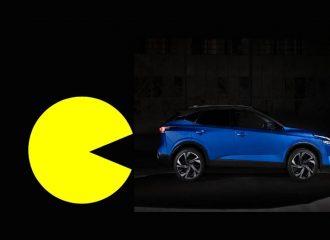 Τι σχέση έχει το νέο Nissan Qashqai με το Pac-Man; (+video)