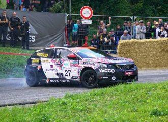Peugeot 3008 AWD 3.0 V6 340HP «σκουπίζει» (+video)