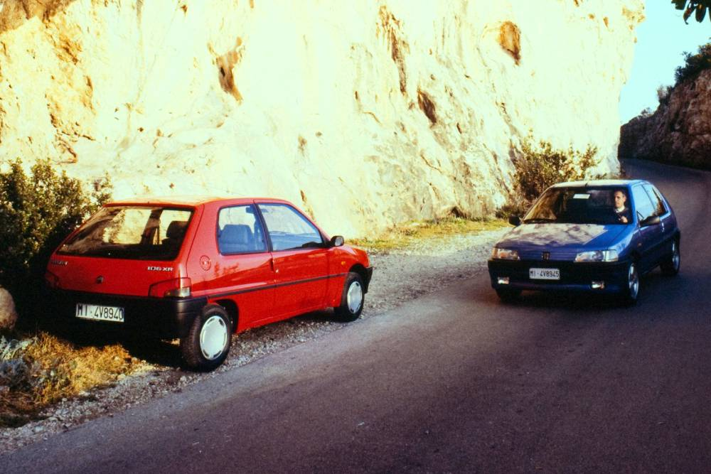 Πάτησε τα πρώτα «-άντα» το Peugeot 106