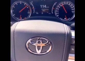 Διτούρμπινα V6 γκάζια με το νέο Toyota Land Cruiser