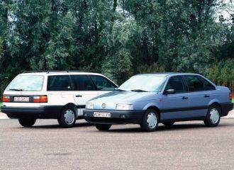 Τι θυμίζει στο VW Passat B3 ηλεκτρικό μοντέλο;