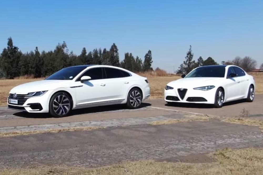 H VW πήγε να αγοράσει δυο φορές την Alfa Romeo
