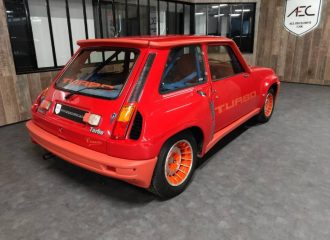 Renault 5 Turbo φλερτάρει με τις 200.000 ευρώ!