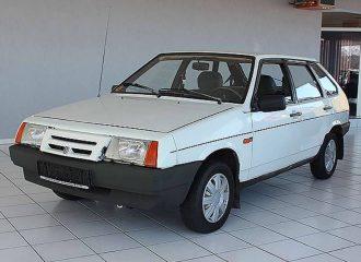 Lada Samara σαν να βγήκε χθες από την ΕΣΣΔ