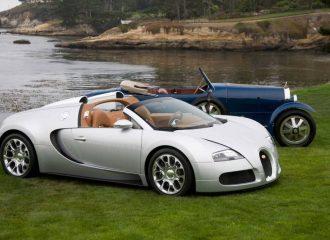 Αναπαλαίωση Veyron μετά από μόλις 13 χρόνια