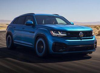 «Τιτάνας» VW Atlas Cross Sport GT Concept