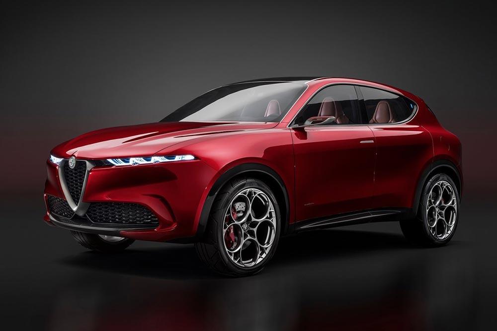 Άλλα επίπεδα ποιότητας η Alfa Romeo Tonale