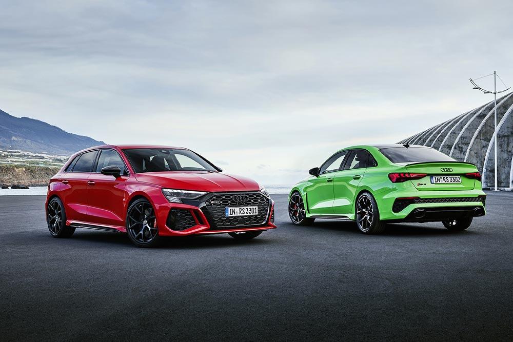 Ιδού κι επίσημα το νέο Audi RS 3!