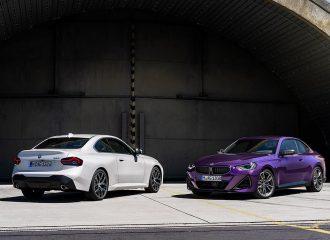 Πώς μοιάζει η βασική έκδοση της νέας BMW 2 Coupe;
