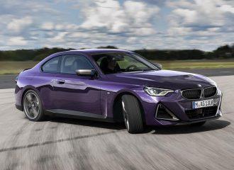 Νέα μυώδης BMW Σειρά 2 Coupe με έως 374 ίππους