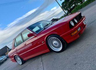 Ανεπανάληπτη BMW 518i με ντίζελ Mercedes 500 HP!
