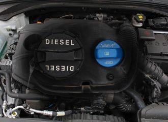Πότε ένας ντίζελ κινητήρας βγάζει λευκό καπνό;