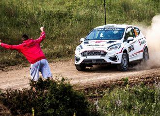 «Ελληνικά» Ford Fiesta στο Ράλλυ Ακρόπολις
