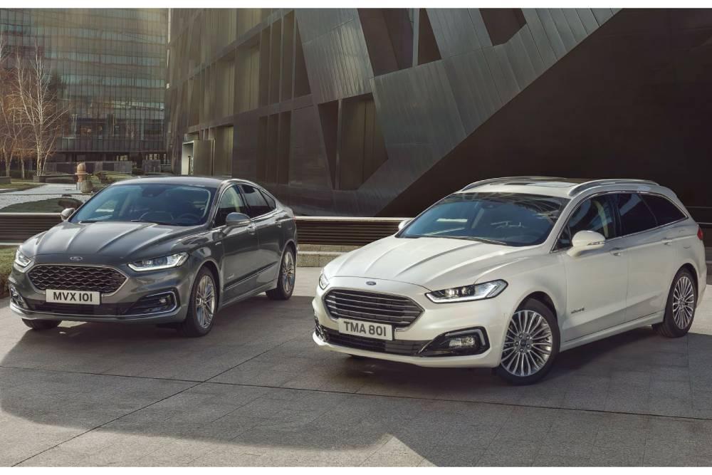Πόσα Ford Mondeo πουλήθηκαν στην Ευρώπη;