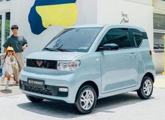 Η GM βγάζει πουρμπουάρ για κάθε Wuling EV