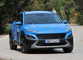 Δοκιμή Hyundai Kona 1.0 T-GDI 120 PS iMT 48V Hybrid