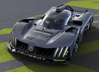 Εκθαμβωτικό το Le Mans Hypercar 9X8 της Peugeot!