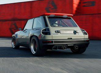 Επιστροφή του Renault 5 Turbo με 400 ίππους!