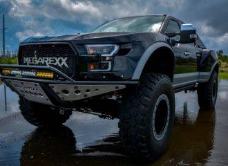 Ford MegaRaptor έτοιμο να «κατασπαράξει» τα πάντα