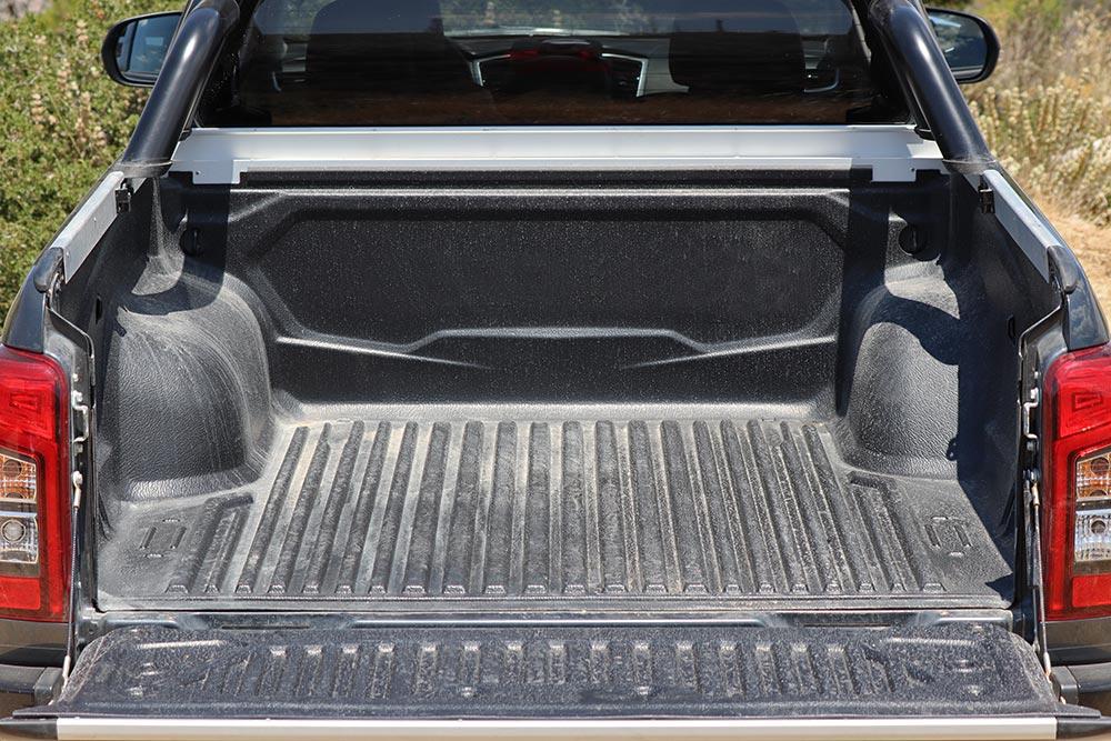 Το φθηνότερο 2κάμπινο 4×4 pick-up της αγοράς!