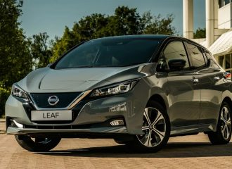 Μικρές αναβαθμίσεις ασφαλείας για το Nissan LEAF!