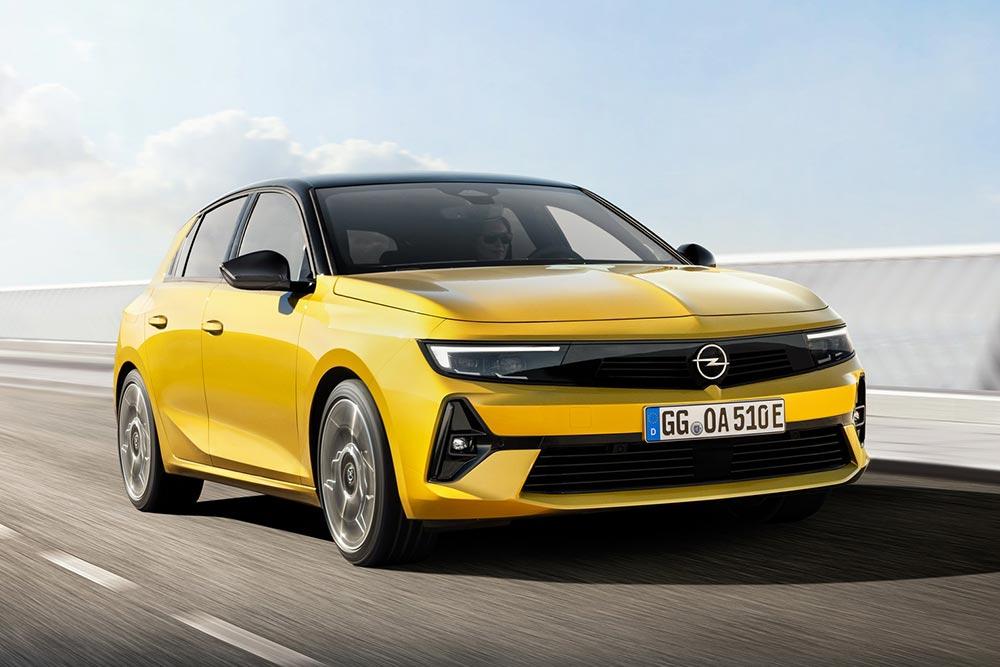Νέο Opel Astra με σαρωτικές αλλαγές