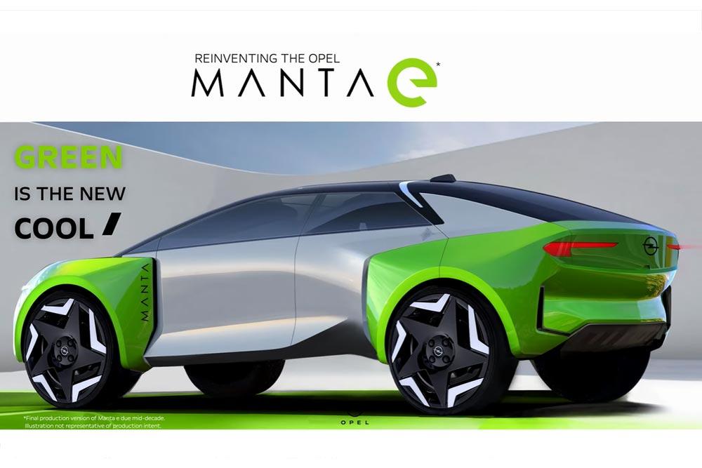 Τα πάνω – κάτω έρχονται στην 100% ηλεκτρική Opel
