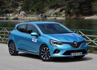 Φουλ Renault Clio με LPG, Βενζίνη, Hybrid και ντίζελ!