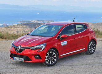 Σε χαμηλότερες τιμές το υβριδικό Renault Clio