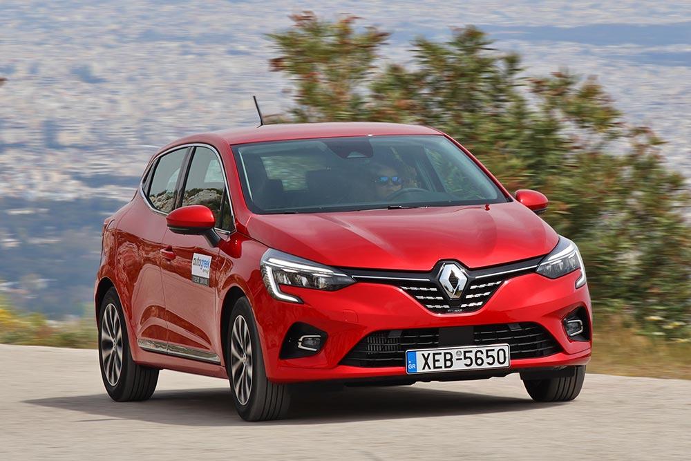 Πόσα λεφτά κερδίζω με το Renault Clio LPG;