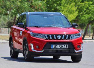 Προσφορές Suzuki Vitara με όφελος έως 1.580 ευρώ