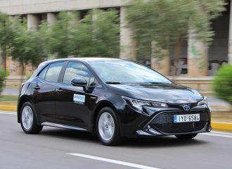 To μοναδικό προνόμιο του Toyota Corolla