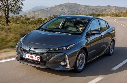 Οι τιμές του Toyota Prius Plug-in Hybrid στην Ελλάδα