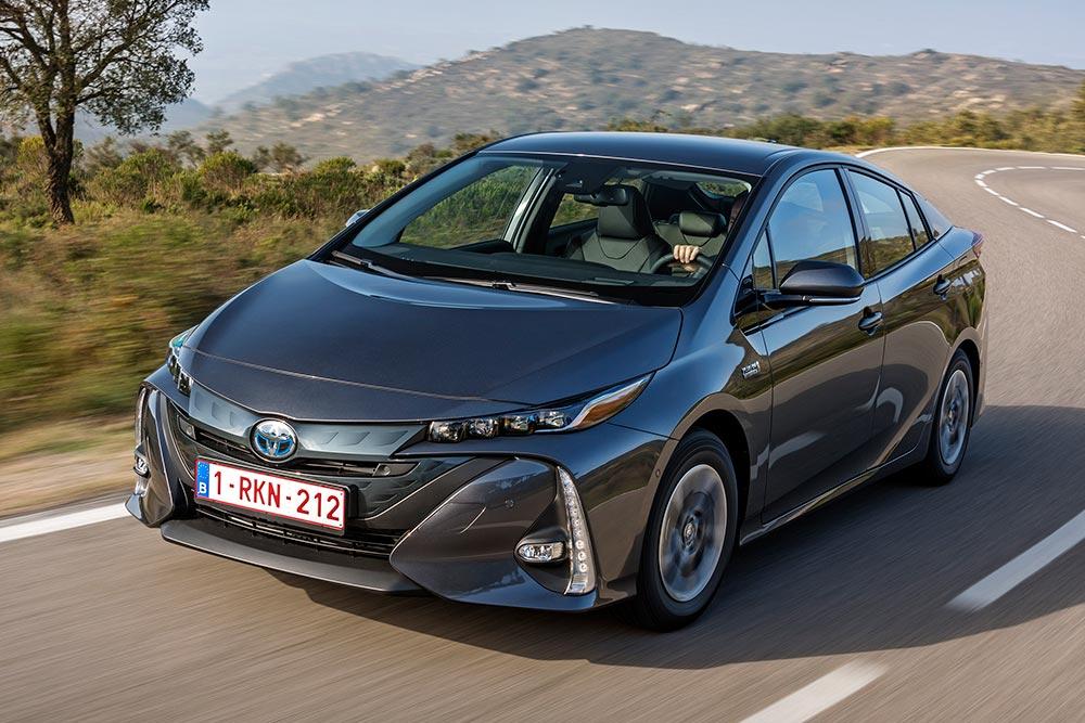 Ετοιμάζεται Toyota Prius με κινητήρα υδρογόνου;